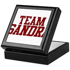 Team Sandra Keepsake Box