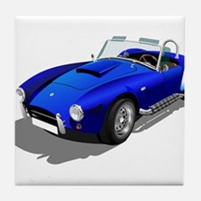 1965 Cobra 427 SC Tile Coaster