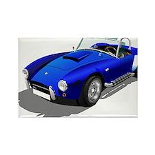 1965 Cobra 427 SC Rectangle Magnet