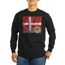 Silky Flag of Denmark T