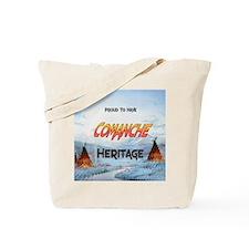 Comanche Heritage Tote Bag