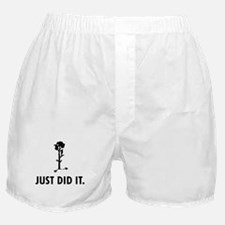 Tree Trimmer Boxer Shorts