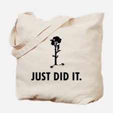 Tree Trimmer Tote Bag