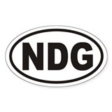 Ndg Stickers