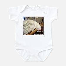 Cat & Keyboard Infant Bodysuit