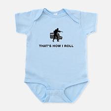 SWAT Infant Bodysuit