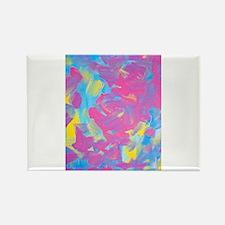 Studio OTB Painting Rectangle Magnet