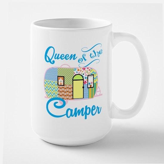 Queen of the Camper Mugs