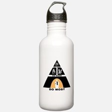Stand-up Comedian Water Bottle