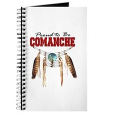 Proud to be Comanche Journal