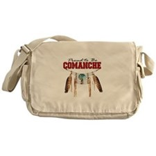 Proud to be Comanche Messenger Bag