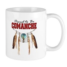 Proud to be Comanche Small Mug