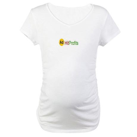 AdHitProfits Maternity T-Shirt