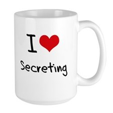 I Love Secreting Mug