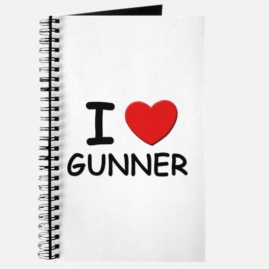 I love Gunner Journal