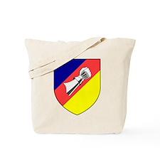 2 Schnellbootgeschwader Wappen Tote Bag