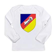 2 Schnellbootgeschwader Wappen Long Sleeve T-Shirt