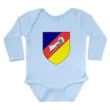2 Schnellbootgeschwader Wappen Body Suit
