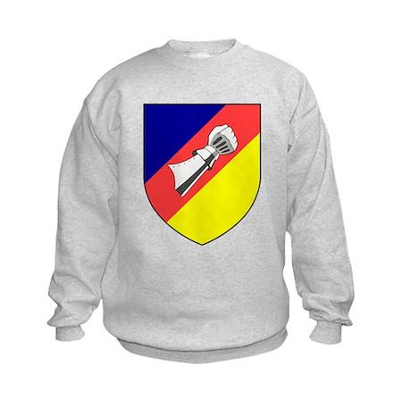2 Schnellbootgeschwader Wappen Sweatshirt