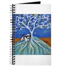 Shih Tzu spiritual love tree Journal