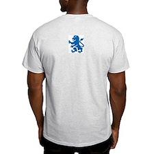 Singh Ash Grey T-Shirt