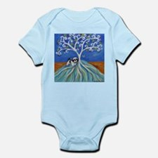 Shih Tzu spiritual love tree Body Suit