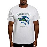 Puget sound Light T-Shirt