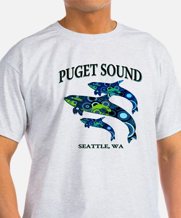 Puget Sound Orcas T-Shirt