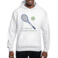 Personalized Tennis Hoodie