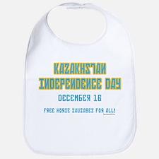 Kazakhstan Independence Bib