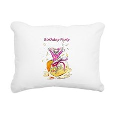 Honey Bunny - Birthday Party Invitation Rectangula