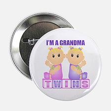 I'm A Grandma (BGG:blk) Button
