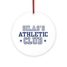 Silas Ornament (Round)