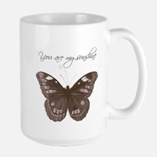 You are my Sunshine Butterfly Mug