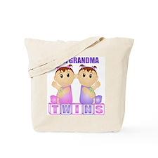 I'm A Grandma (PGG:blk) Tote Bag