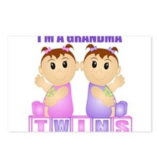 I'm A Grandma (PGG:blk) Postcards (Package of 8)