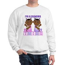 I'm A Grandma (DGG:blk) Sweatshirt