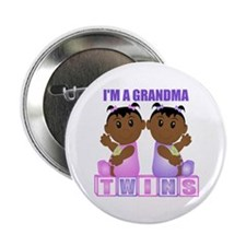 I'm A Grandma (DGG:blk) Button