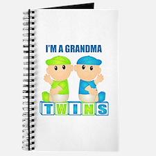 I'm A Grandma (BBB:blk) Journal