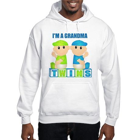 I'm A Grandma (BBB:blk) Hooded Sweatshirt