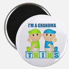I'm A Grandma (PBB:blk) Magnet