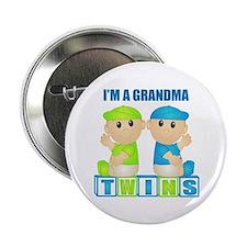 I'm A Grandma (PBB:blk) Button