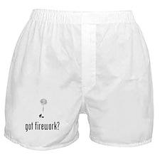 Pyrotechnician Boxer Shorts