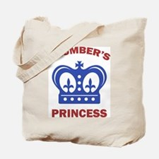 Plumber's Princess Tote Bag