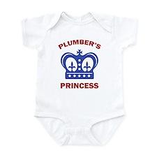 Plumber's Princess Infant Bodysuit