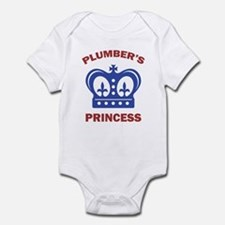Plumber's Princess Infant Bodysuit
