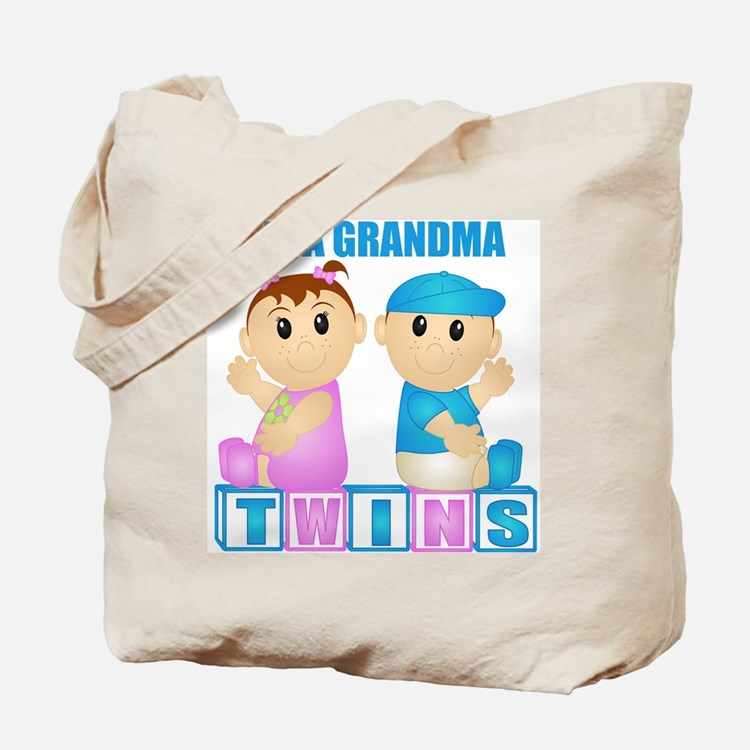 I'm A Grandma (PBG:blk) Tote Bag