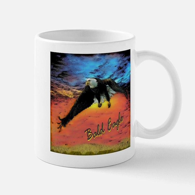 BALD EAGLE Small Mug