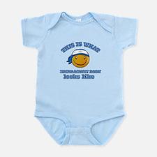 Nicaraguan baby designs Infant Bodysuit