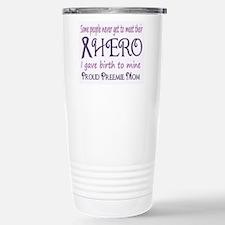 Proud Preemie Mom Travel Mug